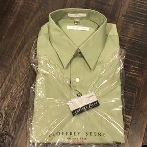Brand new Geoffrey Beene dress shirt